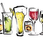 適度なアルコールはうつ病に効果