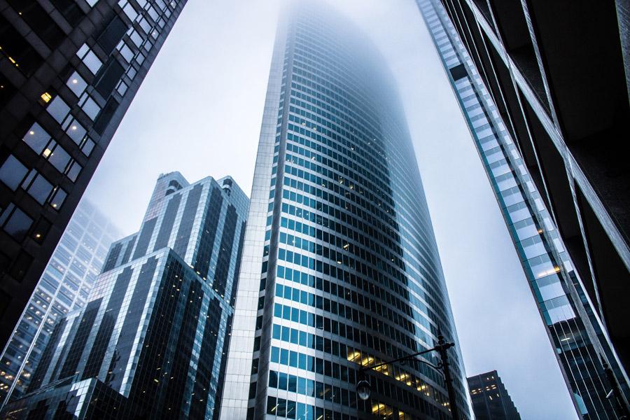 20階以上の高層ビル