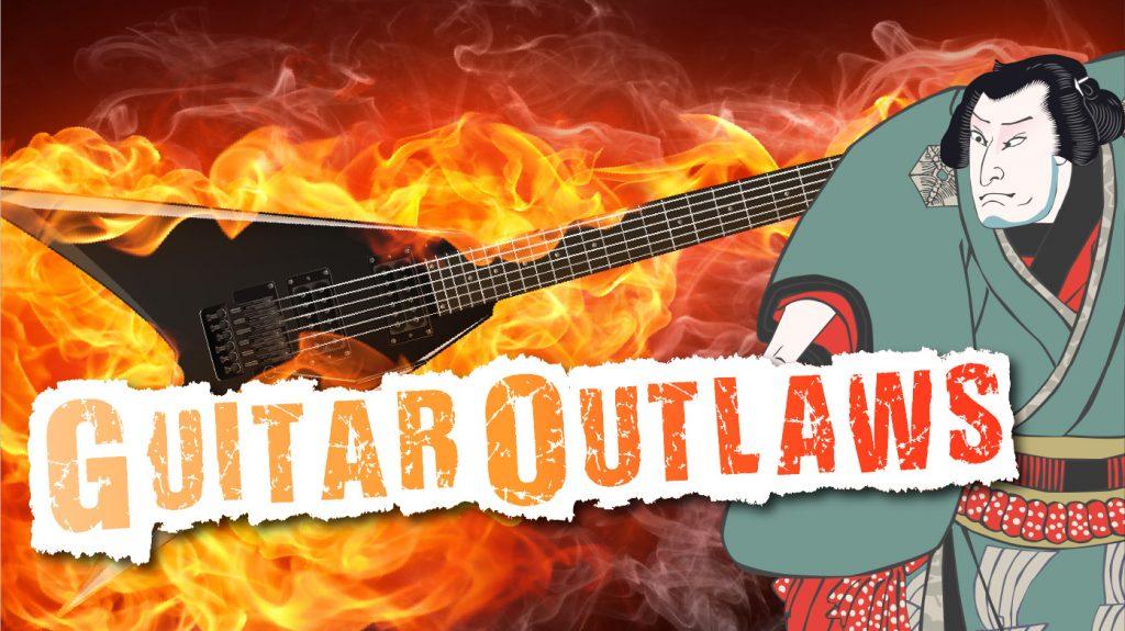 中年ギター初心者のためのレッスンサイト Guitar Outlaws