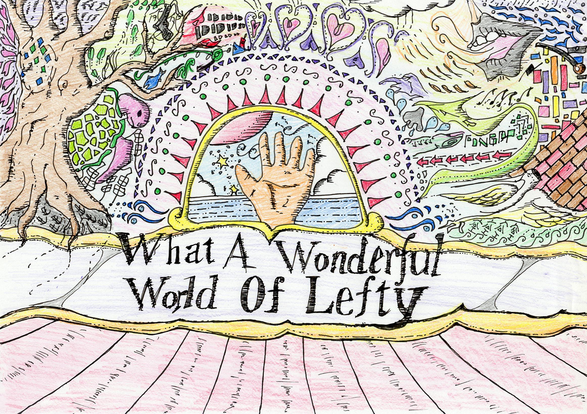 素晴らしき左利きの世界